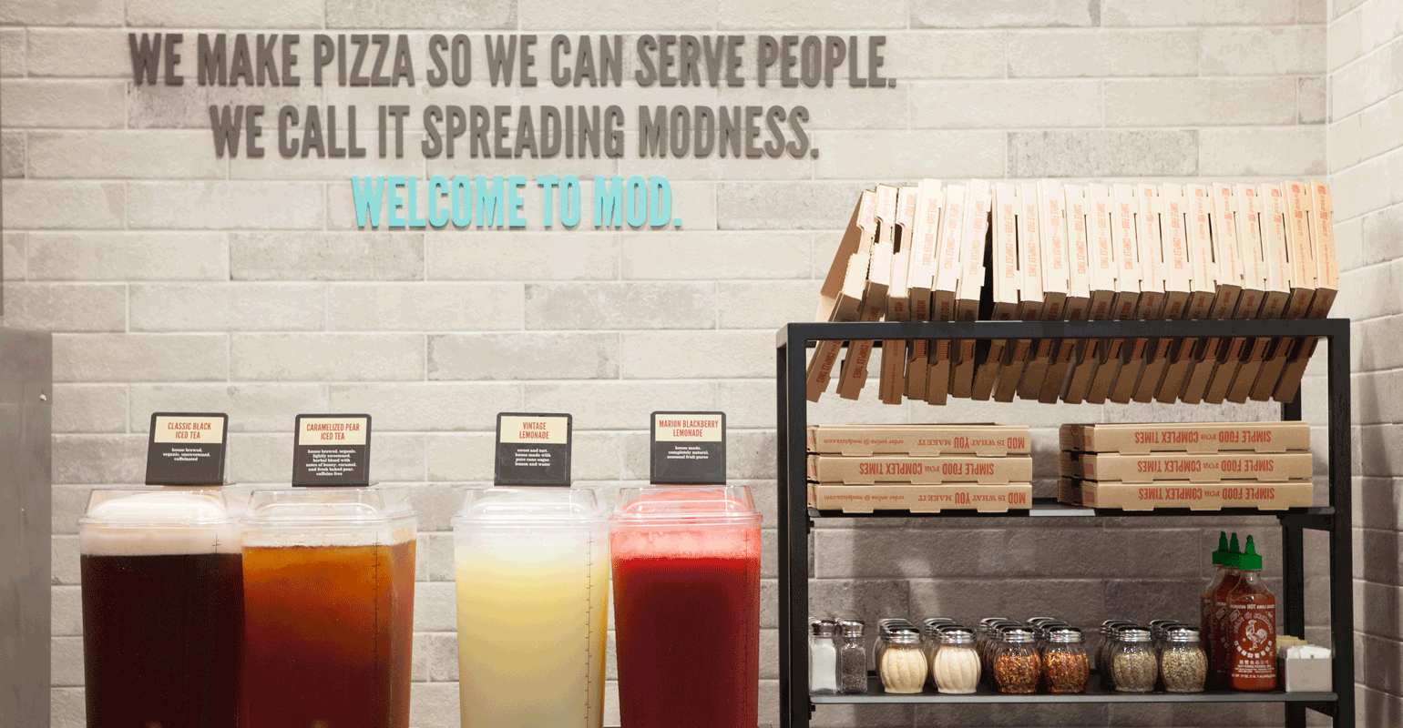 Fast-casual pizza: From revolution to evolution