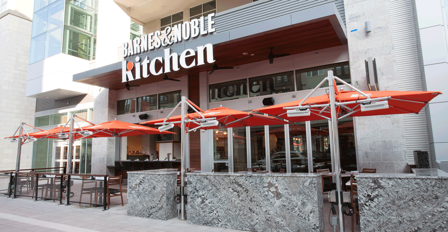 Barnes Amp Noble Continues Kitchen Openings Nation S