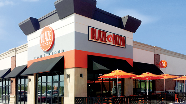 4dbda7e24c64 LeBron James bets on Blaze Pizza over McDonald s