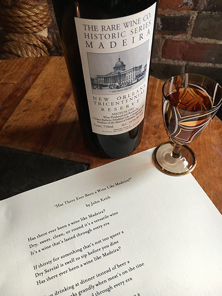 """84a55907f0 """"I see the dessert wine section as a way to have some high-quality wines in  the dining room, more than thinking of the revenue they accrue,"""" said Seth  ..."""