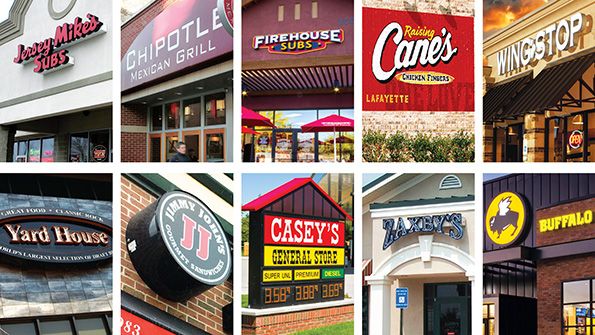 The Fastest Growing Restaurant Chains In The 2015 Top 100