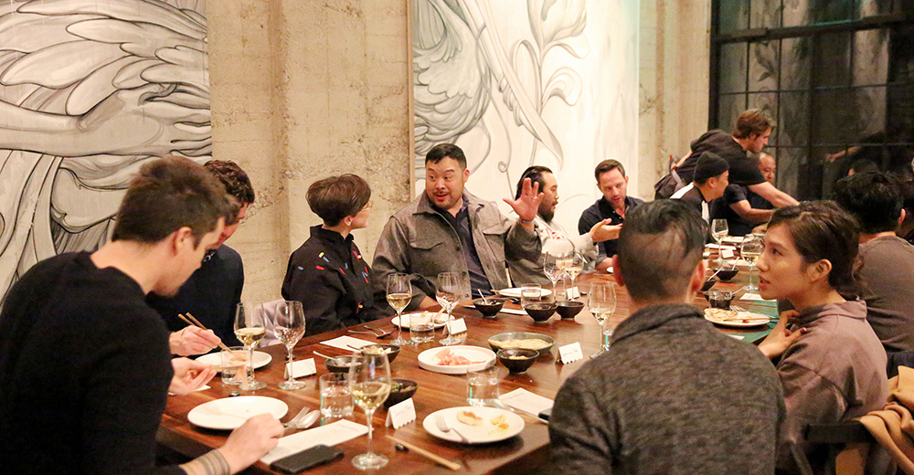 On food and storytelling: an evolving culture