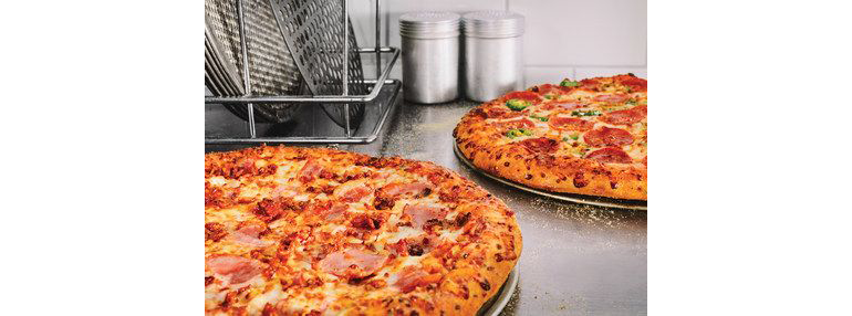 Restaurants go all in on March Madness deals Domino's