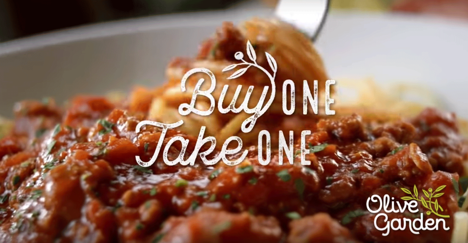 NRN video of the week: Olive Garden brings back \'Buy One Take One ...