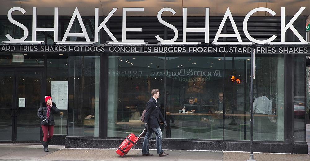 Shake Shack tests four-day workweek for managers