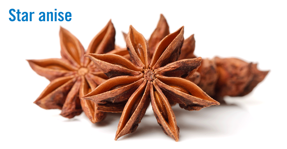Flavor of the Week: Star anise adds fragrant spice