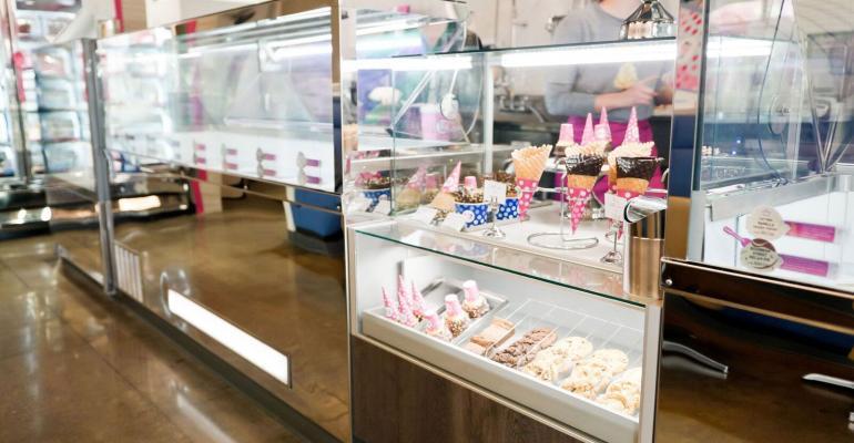 A look inside Baskin-Robbins' new prototype