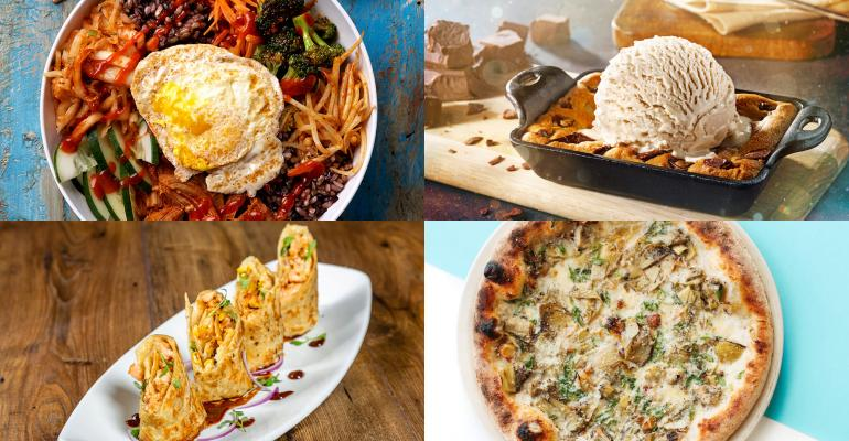 Menu Tracker: New items from Dave & Buster's, KFC, Potbelly