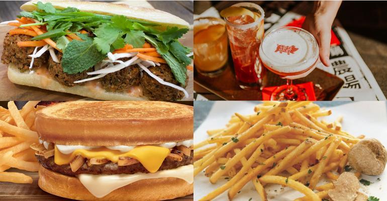 Menu Tracker: New items from Del Taco, Shake Shack, Jack in the Box