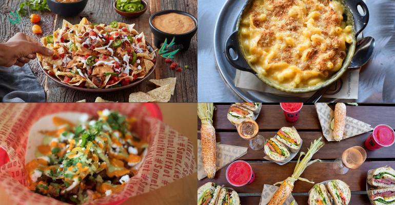 Menu Tracker: New items from Krispy Kreme, Papa John's, Torchy's Tacos