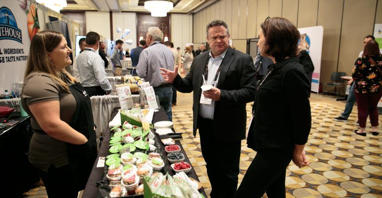 Trends abound on MUFSO expo floor