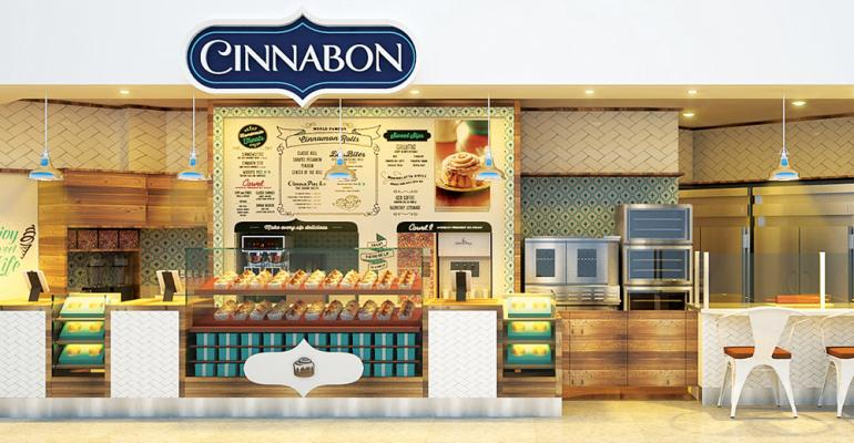 Consumer Picks 2017 craveability Cinnabon