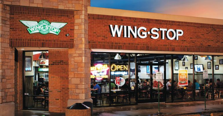 4. Wingstop | Chicken