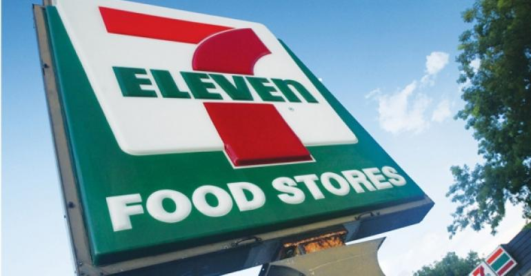 7 Eleven Store sign