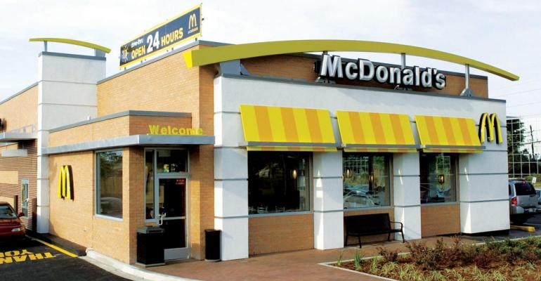 McDonald's operators move to form franchisee association