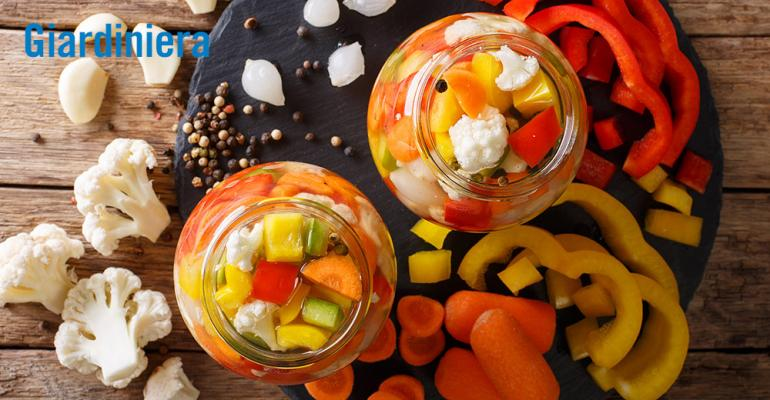 Flavor of the Week: Giardiniera spices up sandwiches