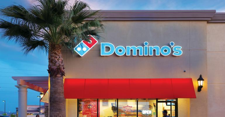 10. Domino's   Pizza