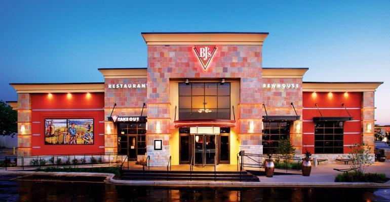 BJ's Restaurants same-store sales hit 29-quarter record