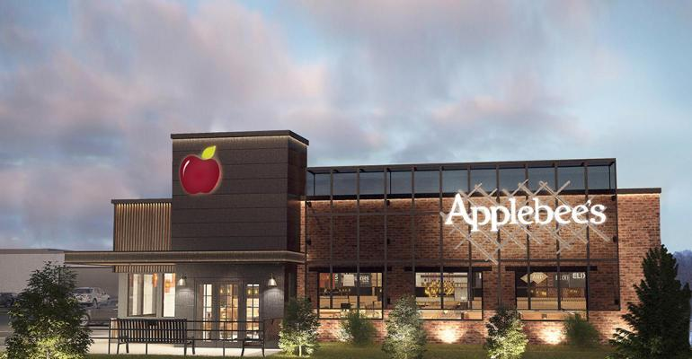 Applebee's franchisees lean into delivery