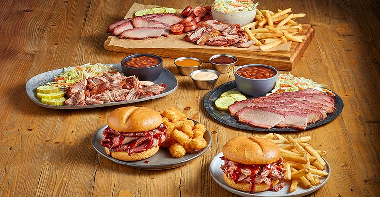 BBQ Sandwiches at Libby's BBQ, available at Ruby Tuesday