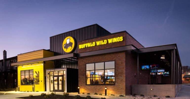 Buffalo Wild Wings opened its newdesign prototype this week at a new location in Cincinnati