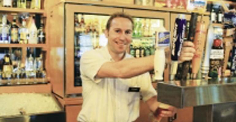 Restaurants' proprietary pours