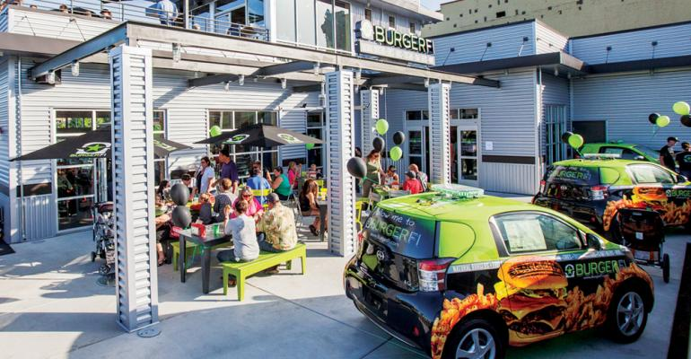 The Next Gen: BurgerFi