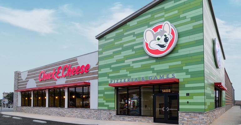 Chuck E Cheese Unveils New Design At Remodeled Units