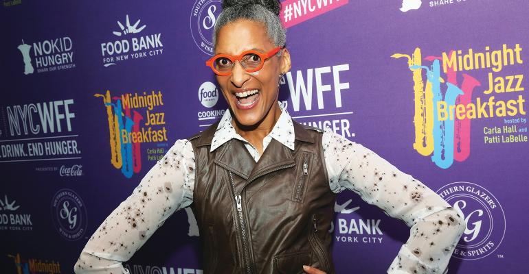 Carla Hall Power List