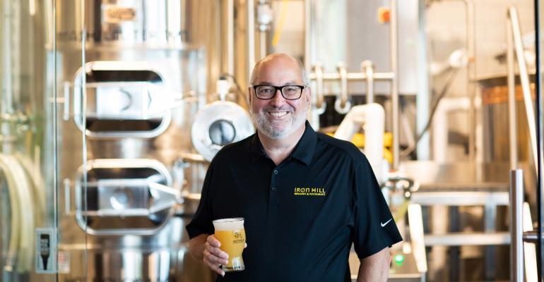 Chris Westcott Iron Hill Brewery CEO