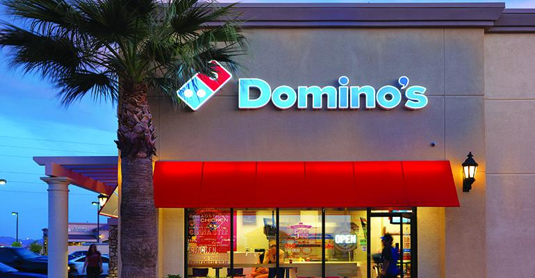 Domino's Pizza sales surge as traffic increases