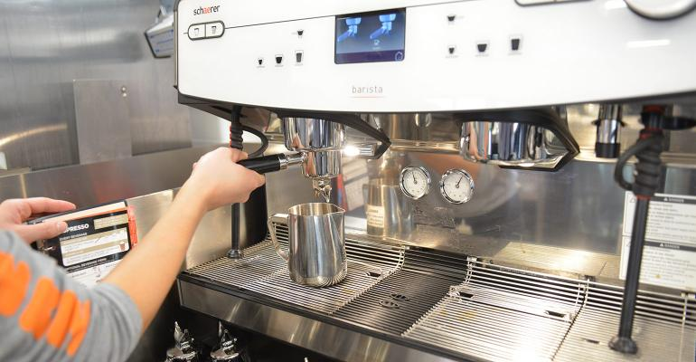 How Dunkin' fine-tuned operations for espresso rollout
