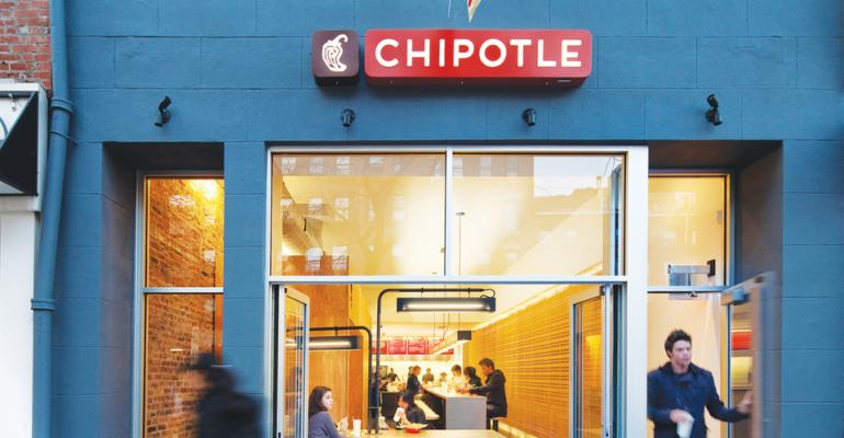 Fastest-growing chains: Chipotle