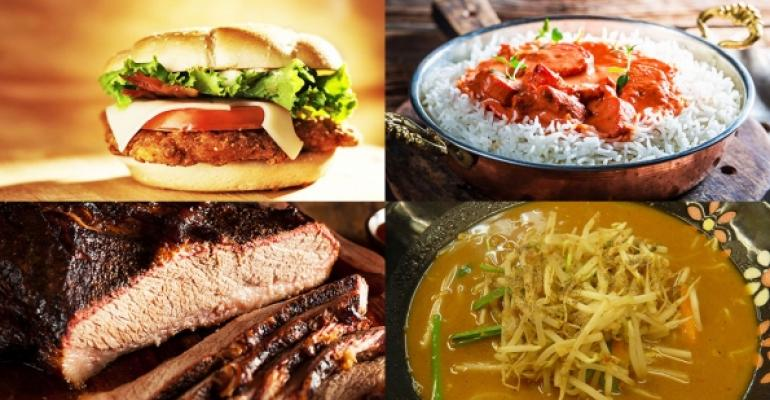 12 fastest-growing restaurant delivery items