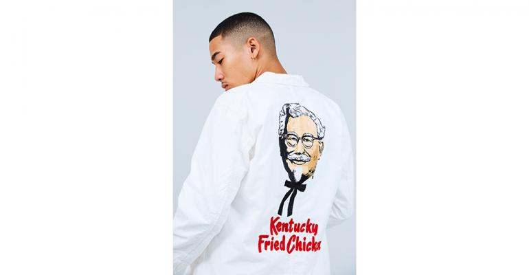 A closer look at KFC's streetwear collection