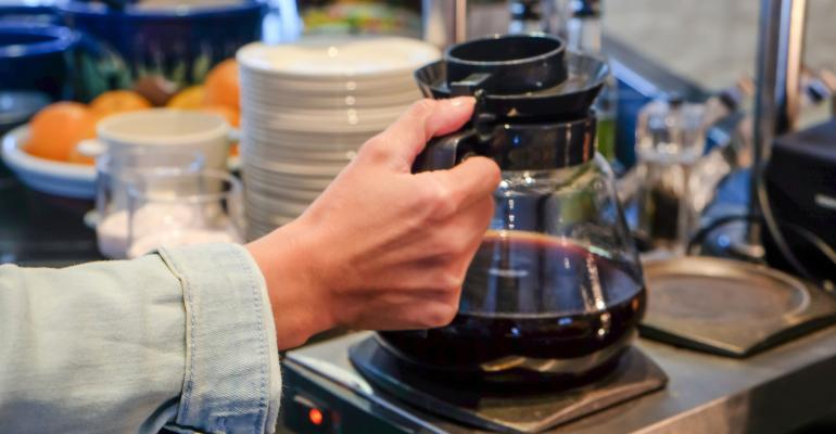 Foodservice Beverage Trends in Drip Coffee