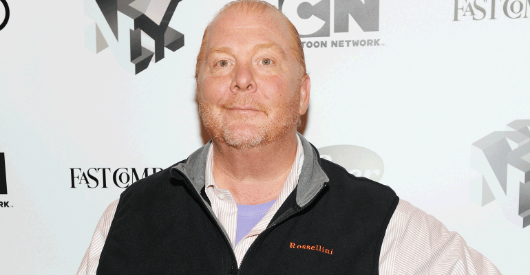 Mario Batali steps down amid sexual harassment accusations