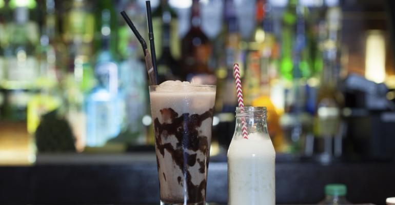 Dessert Cocktails