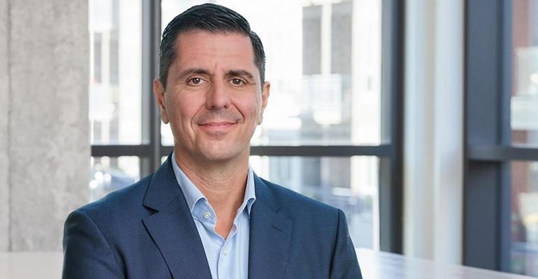 McDonald's global chief customer officer Manu Steijaert