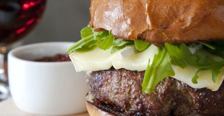 PS310 Lamb Burger