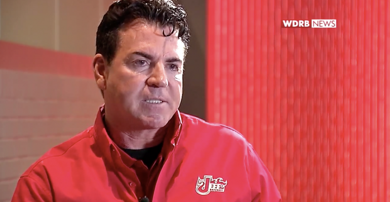 Papa John's Schnatter blasts company in television interview