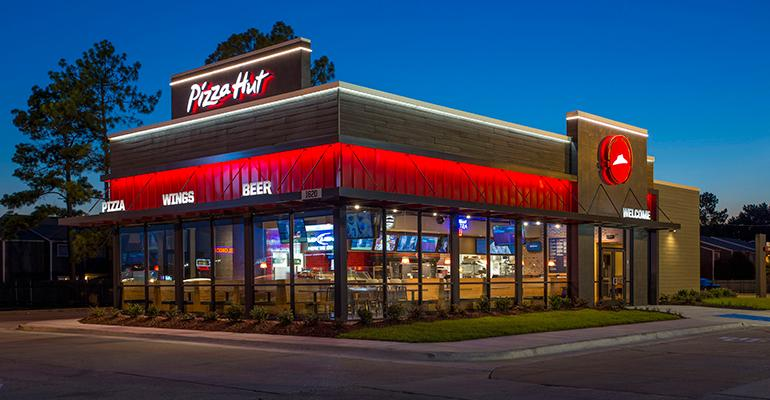 Yum readies for aggressive growth Pizza Hut
