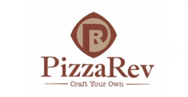 PizzaRev logo