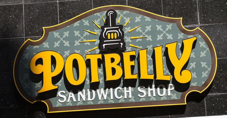 Potbelly Corp reported a 28percent decline in net income due to labor costs although samestore sales and revenue both rose during the third quarter ended Sept 27
