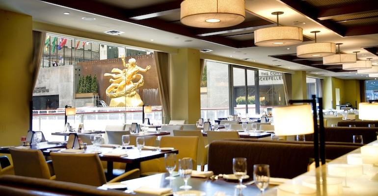 Patina to close 3 restaurants in Rockefeller Center | Nation's