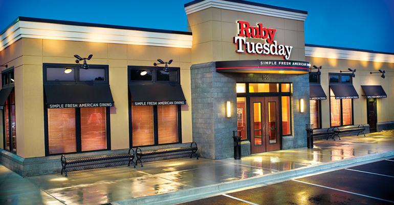 Ruby Tuesday Inc said it would close 11 Lime Fresh restaurants after reporting a 42 million loss in the first quarter ended Sept 1