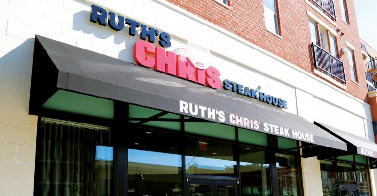 Ruth's Chris storefront