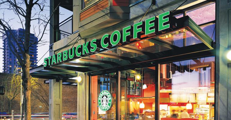Starbucks invests $100M in new retail startups