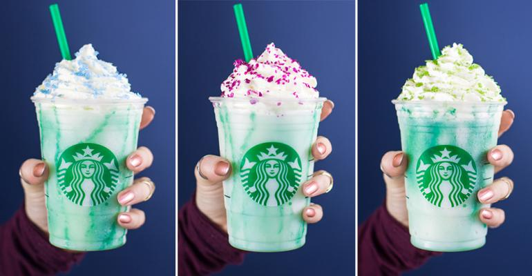 Starbucks Tells Your Fortune With Extreme LTO