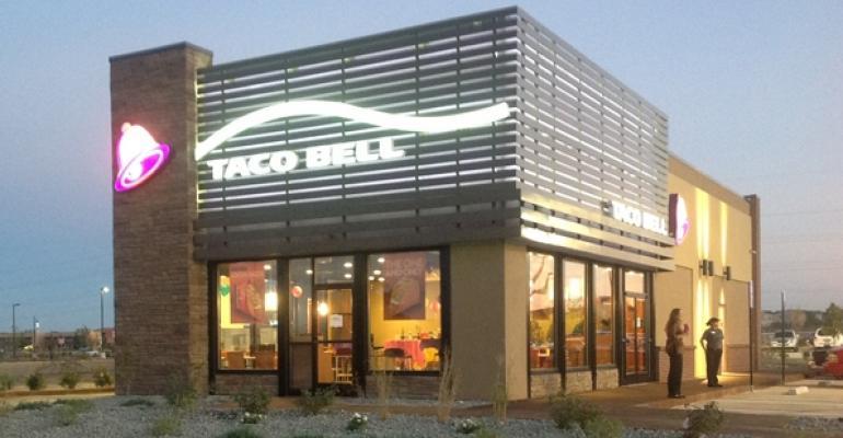 Taco Bell prototype